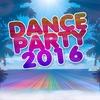 Couverture de l'album Dance Party 2016 (50 Top Songs Selection for DJ Party People House EDM Ibiza)