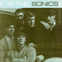 Couverture du titre Here Are The Sonics