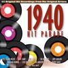 Couverture de l'album 1940 HIT PARADE