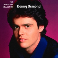Cover of the track Donny Osmond: The Definitive Collection