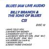 Couverture de l'album Blues Jam Live Audio: Billy Branch & The Sons Of Blues