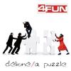 Couverture de l'album Dėlionė / A Puzzle
