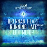 Couverture du titre Running Late / Lift Me Up - EP