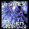 Cover of the album Zybex - Alien Resistance EP