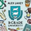 Couverture de l'album B-Grade University - EP