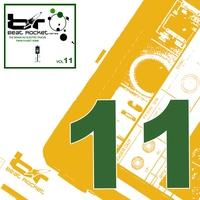 Couverture du titre Beat Rocket Vol.11 - EP