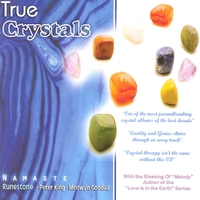 Cover of the track True Crystals