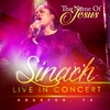 Cover of the album The Name of Jesus: Sinach Live in Concert