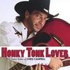 Couverture de l'album Honky Tonk Lover