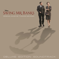 Cover of the track Saving Mr. Banks (Original Motion Picture Soundtrack) [Deluxe Edition]