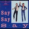Couverture du titre Say Say Say