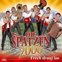 Cover of the track Frech Drauf Los