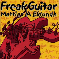 Cover of the track Freak Guitar
