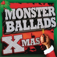 Couverture du titre Monster Ballads Xmas