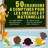 Cover of the album 50 chansons et comptines pour les crèches et maternelles
