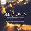 Couverture de l'album Beethoven: Lieder Und Gesange