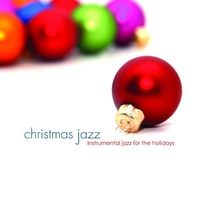 Couverture du titre Christmas Jazz