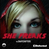 Cover of the track She Freaks (radio edit)