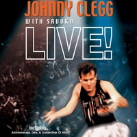 Cover of the track Johnny Clegg & Savuka - Live In Paris