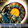 Cover of the album Progressive Goa Trance-Formers 2014