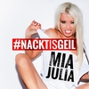 Cover of the album Nackt is geil - Single