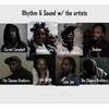 Couverture de l'album w/ the Artists