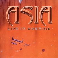 Cover of the track Live in America