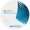 Couverture de l'album 5 Years Best of Inmotion Music Vol.1