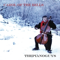 Couverture du titre Carol of the Bells / God Rest Ye Merry Gentlemen - Single