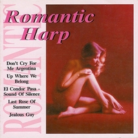 Couverture du titre Romantic Harp