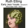 Cover of the album Early Jazz Vocals (Encore 4) [Recorded 1930-1931]