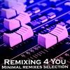 Couverture de l'album Remixing 4 You (Minimal Remixes Selection)