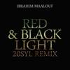 Couverture du titre Red & Black Light - 20syl Remix