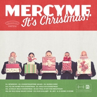 Cover of the track MercyMe, It's Christmas