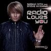 Couverture du titre Radio Loves You (Kris McTwain remix)