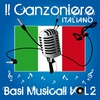 Cover of the album Il canzoniere italiano, vol. 2 (Basi musicali)