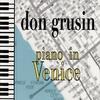 Cover of the album Piano In Venice