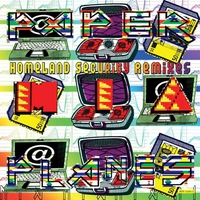 Cover of the track Paper Planes: Homeland Security Remixes
