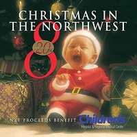 Cover of the track Christmas in the Northwest, Vol. 8