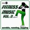 Couverture de l'album Fitness Music Vol. 2 (Aerobic, Running, Jogging)
