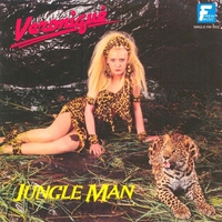 Cover of the track Jungle Man - Single