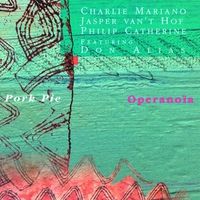 Cover of the track Operanoia