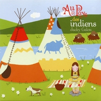 Cover of the track Au pays des Indiens