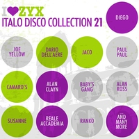 Cover of the track ZYX Italo Disco Collection, Vol. 21