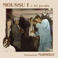 Couverture du titre Mademoiselle Marseille