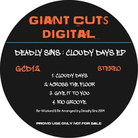 Cover of the track Cloudy Days EP