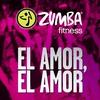 Cover of the album El Amor, El Amor - Single