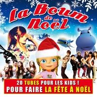 Couverture du titre La boum de Noël (20 tubes pour les kids ! Pour faire la fête à Noël)