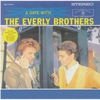 Couverture de l'album A Date With The Everly Brothers