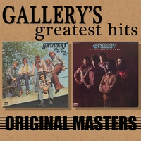 Cover of the track Gallery's Greatest Hits: Original Masters